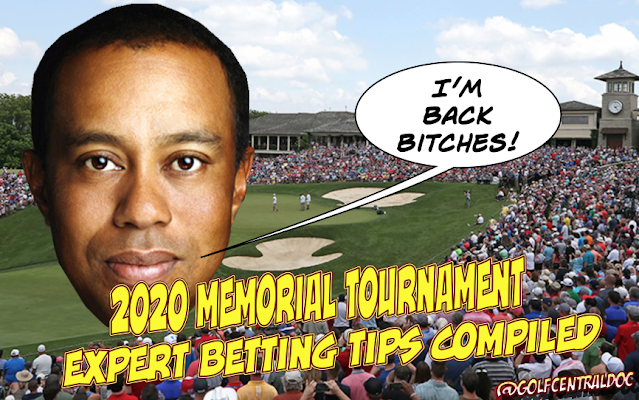 2020 Memorial Tournamanet Betting Tips
