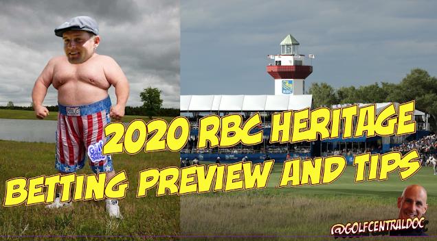 2020-RBC-Heritage-Betting-Tips