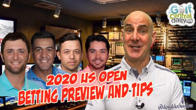 2020 US Open Golf Betting Tips Draft Kings