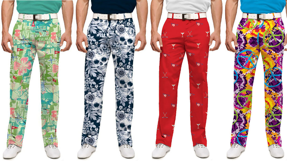 Loudmouth Golf Pants