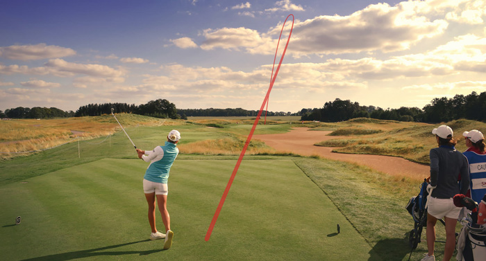 golf pro tracer