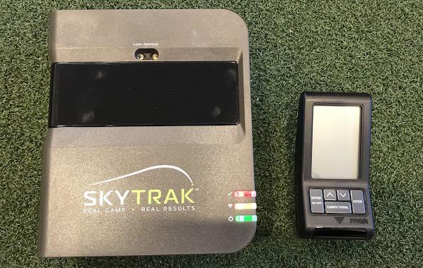 prgr skytrak comparison